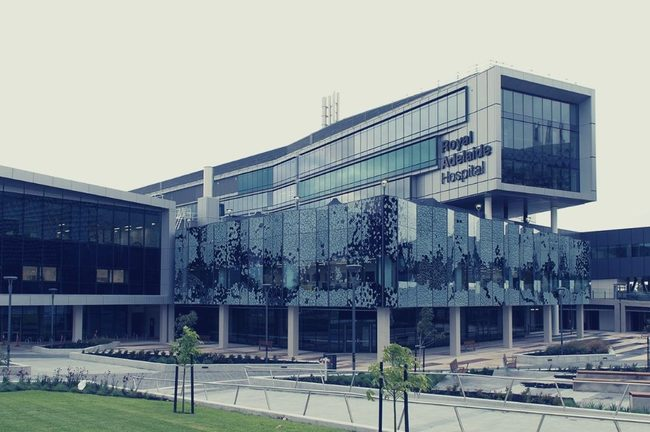 Office Building, Building, Campus