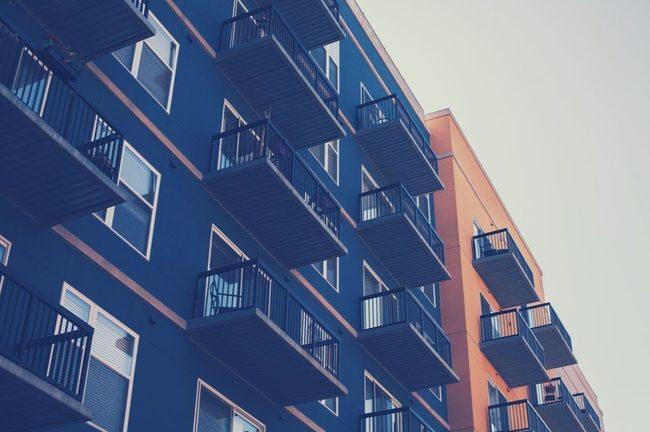 Urban, High Rise, Building