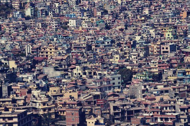 Urban, Building, Slum