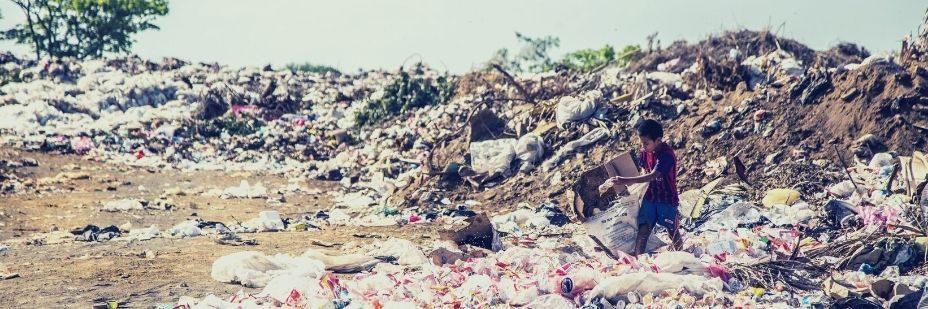 Pollution, Human, Person, Slum