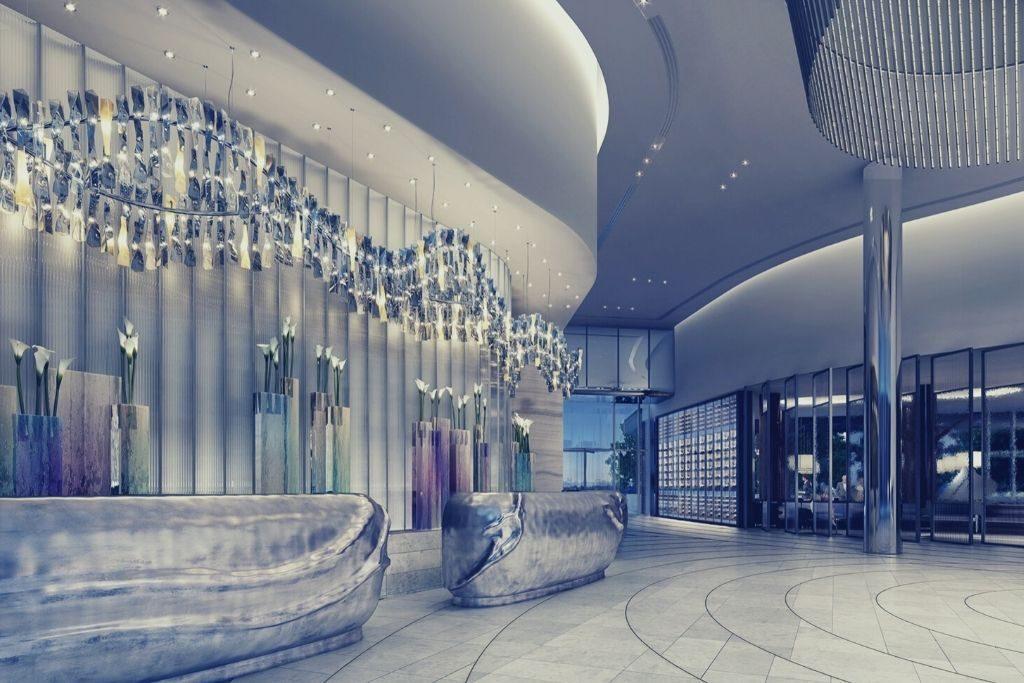 Lobby, Room, Indoors
