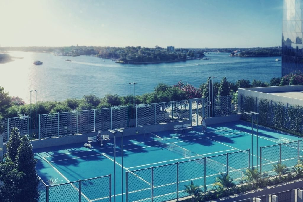 Tennis Court, Human, Sports