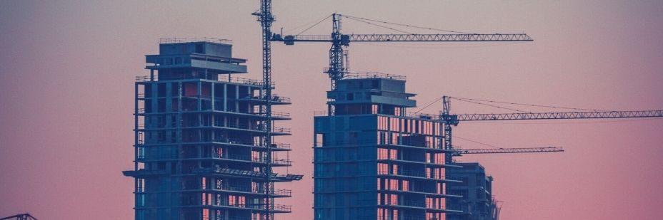 Construction Crane, Construction, Urban