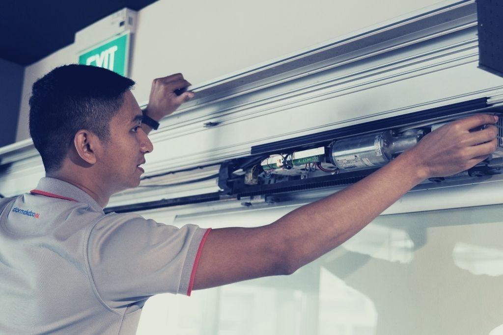 Door Closer Maintenance
