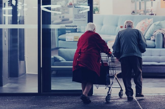 Mobility in Old Age: Doors Must Facilitate Access, Not Make it Harder