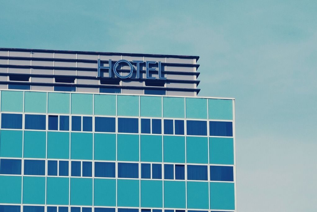 Building, Office Building, Solar Panels