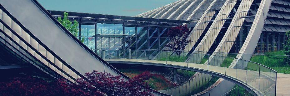 Bridge, Building, Architecture
