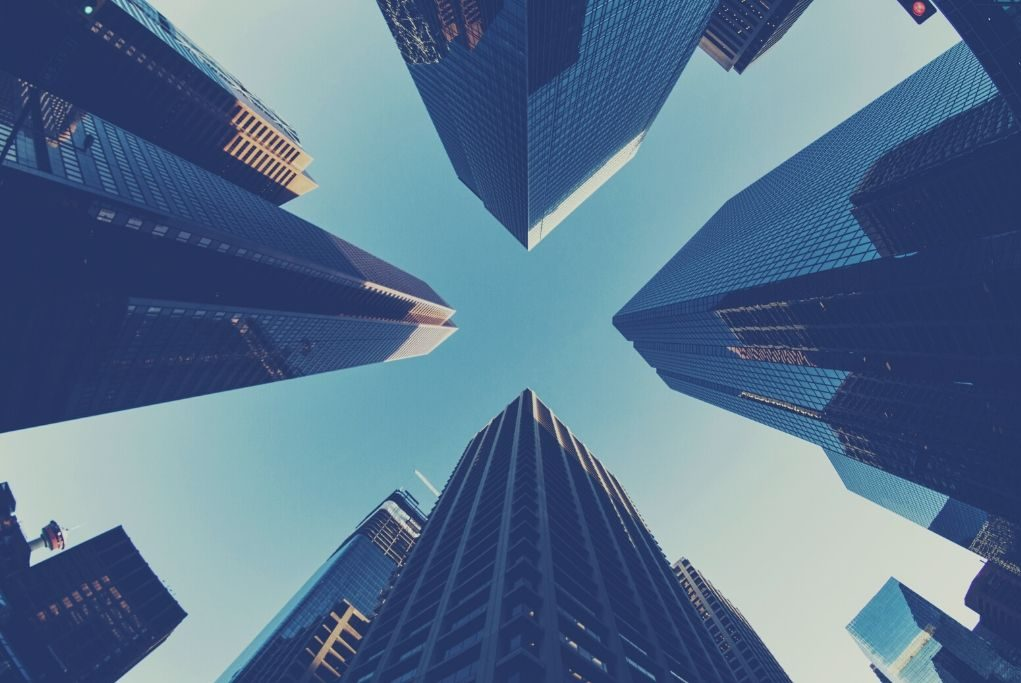 Town, City, High Rise