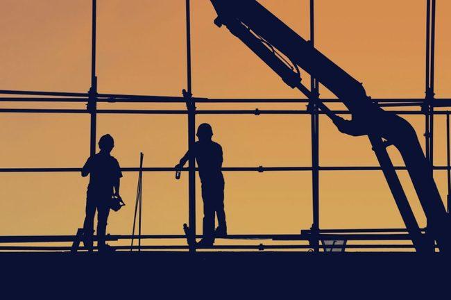 Person, Human, Construction