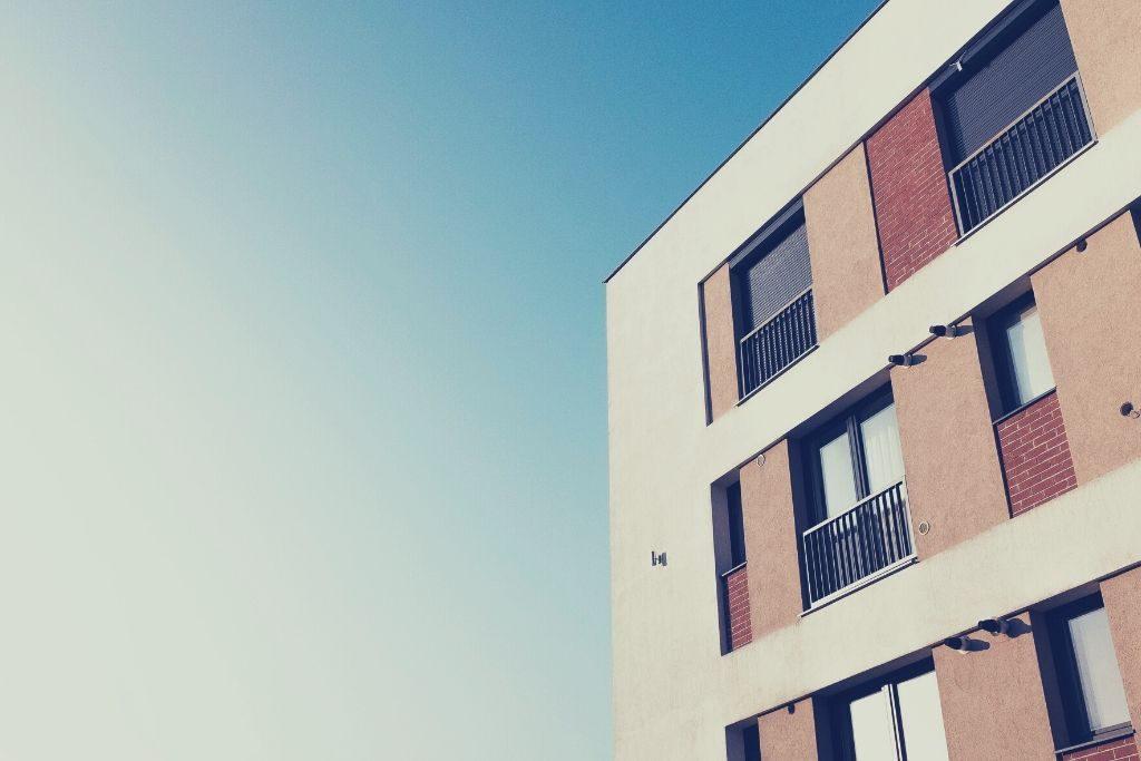 Home Decor, Window, Apartment Building