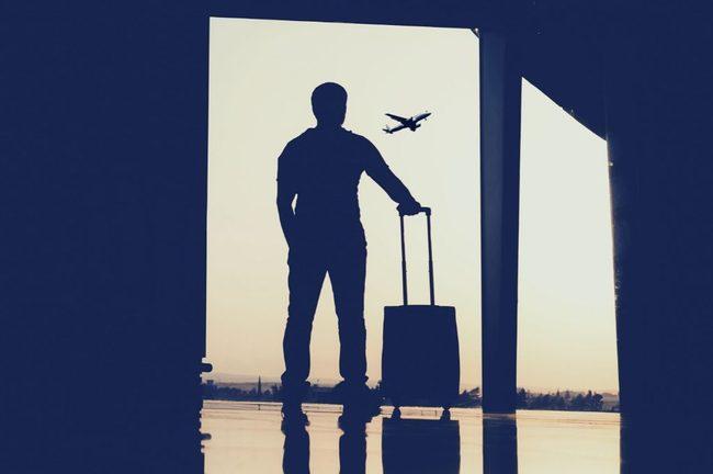 Human, Person, Luggage