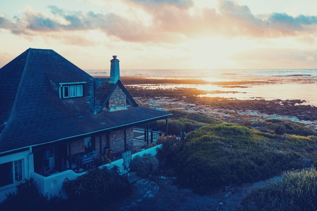 Housing, Cottage, Building
