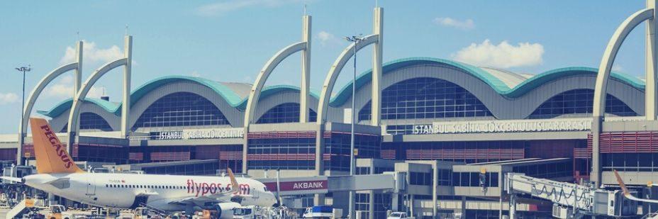 Terminal de Sabiha Gokcen à Istanbul