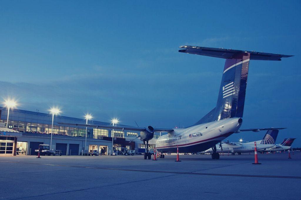 Airport, Vehicle, Aircraft, Aéroport