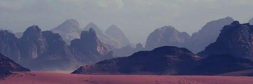 Photo du désert de Dubai