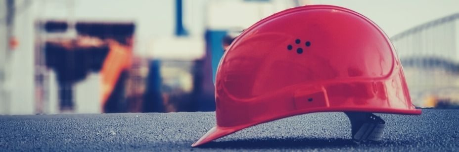 veste, casque, chantier