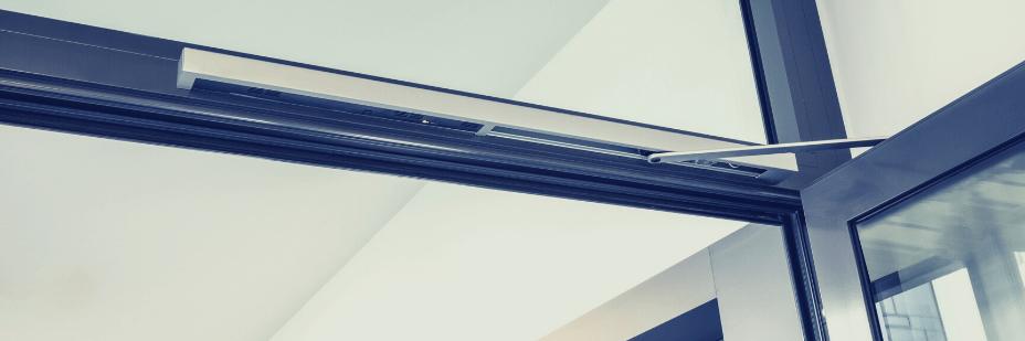 Image d'un Ferme-porte encastré