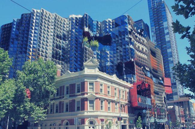 Building, City, Urban
