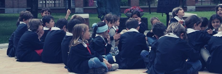 estudiantes del colegio la salle bonanova
