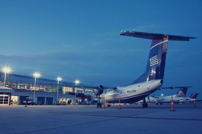 Airport, Aircraft, Transportation