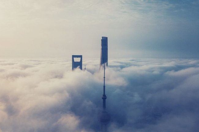 Nature, Fog, Smoke