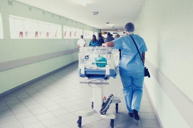 Puertas de hospitales