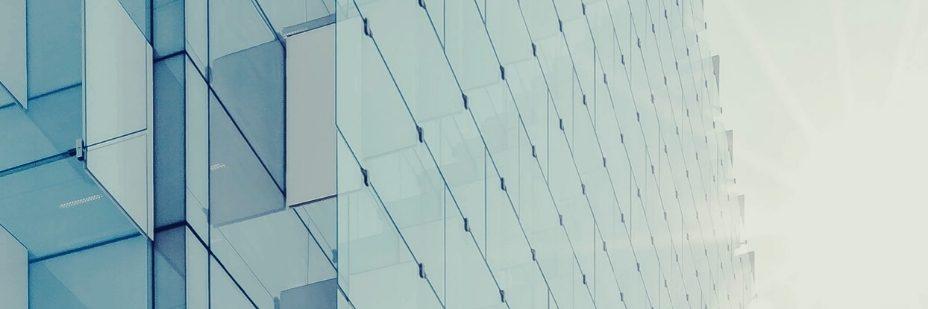 Edificio de vidrio