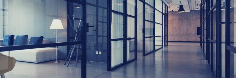 Paneles de vidrio