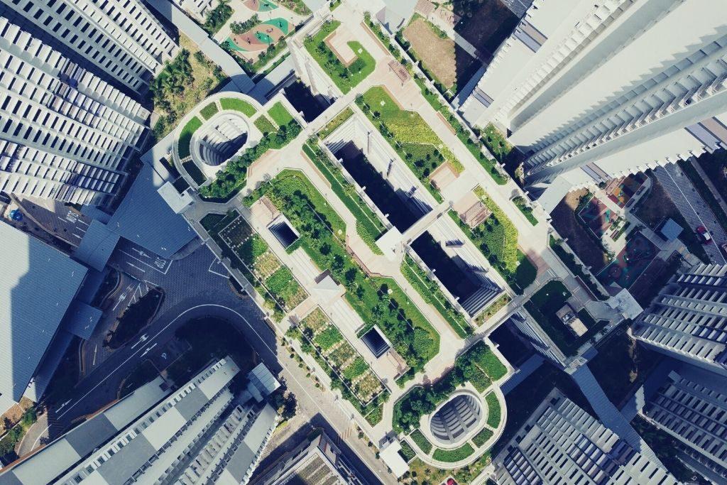 tejados verdes