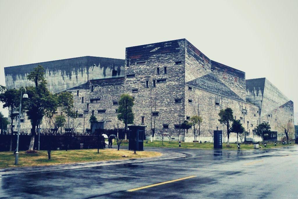 Museo di Ningbo della donna architetto Lu Wenyu