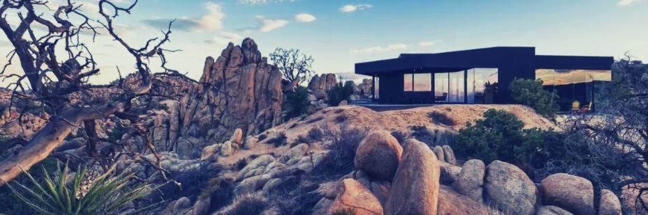Abitazioni del deserto: Architettura ingegnosa nelle regioni aride