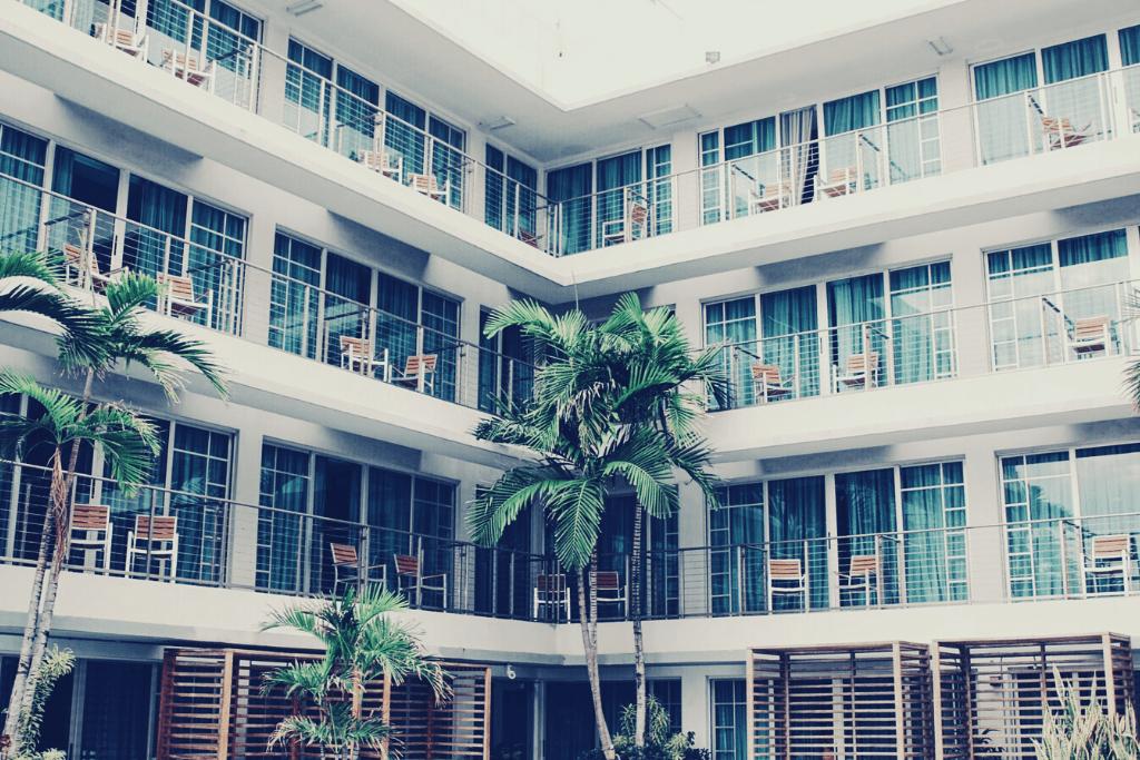 Home Decor, Palm Tree, Plant
