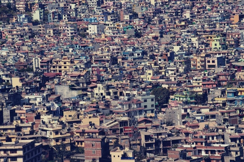Urban, Building, Slum