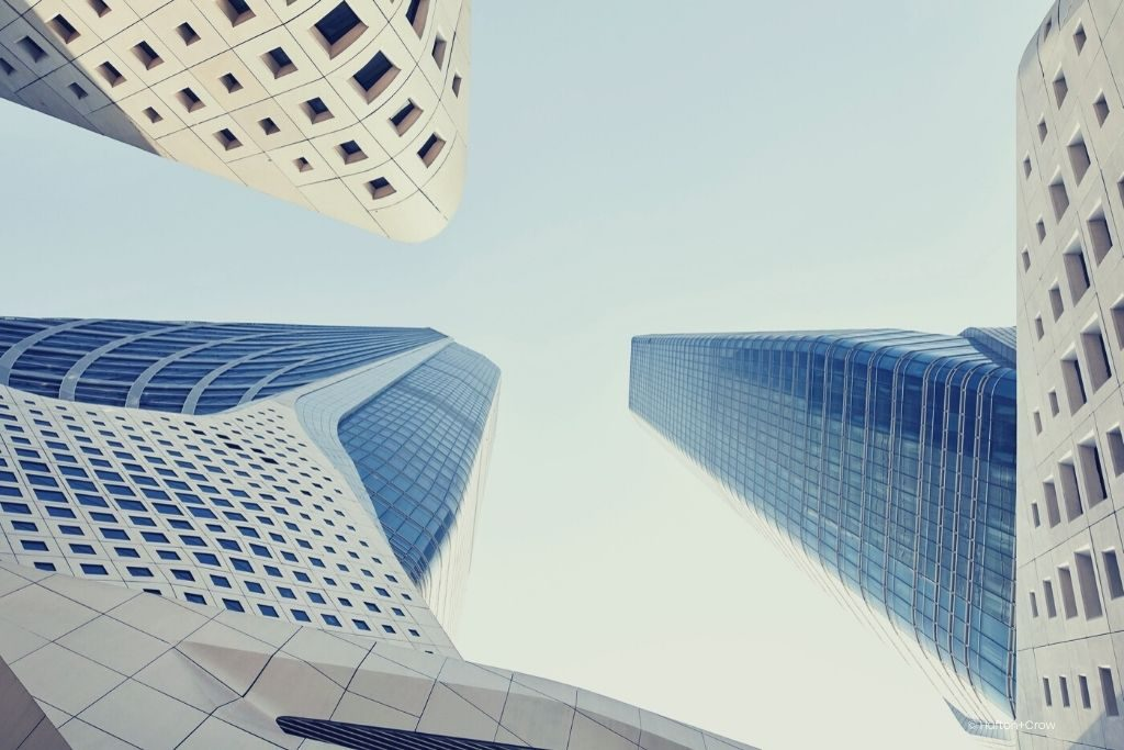 Building, Town, Urban