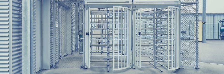 Tornelli, gate, alta sicurezza
