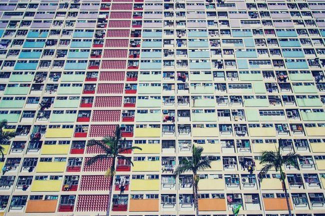 High Rise, City, Urban