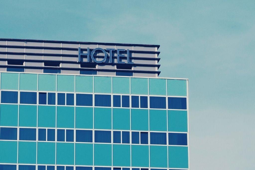 Office Building, Building, Solar Panels